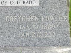 Gretchen <i>Fowler</i> Carr
