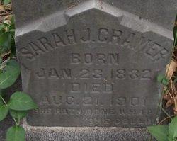 Sarah J. Cramer