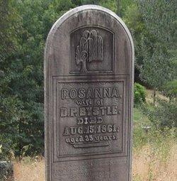Rosanna Bystle