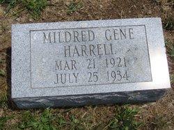 Mildred G Harrell