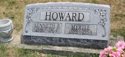 Myrtle <i>Gaines</i> Howard