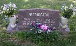 Ross Orville Farrington