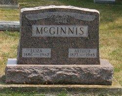 Eliza J <i>Howard</i> McGinnis