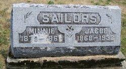 Arminda Minnie <i>Tyner</i> Sailors