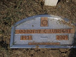 Dorothy Christine Albright