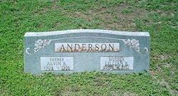Lillian K <i>Giddens</i> Anderson