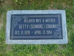 Betty Marie <i>Meadows</i> Conaway