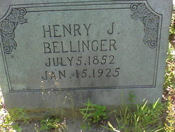 Henry Jefferson Bellinger
