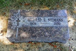 Mildred Lillian <i>Riffling</i> Niemann