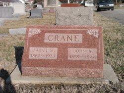 Sarah Martha Crane