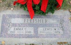 Emma C <i>Brandt</i> Fleisher