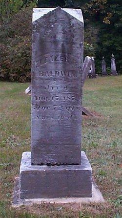 Eleazer Bronson E. B. Baldwin