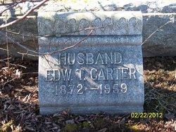 Edward Thomas Carter