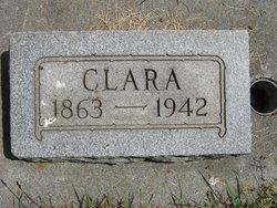 Clara <i>Summers</i> Crockett
