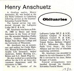 Henry George Anschuetz