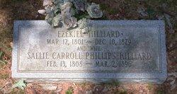 Ezekiel Hilliard, Jr