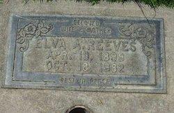 Elva Alice <i>Thompson</i> Reeves