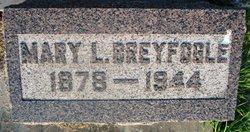 Mary Lizzie <i>Smith</i> Chastain Breyfogle