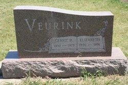 Elisabeth Lizzie <i>Vander Tuin</i> Veurink
