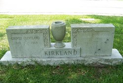 Grover Cleveland Kirkland