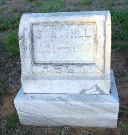 Samuel A Hill