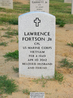 Corp Lawrence Larry Fortson, Jr