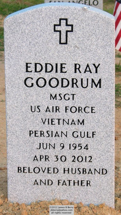 Sgt Eddie Ray Goodrum