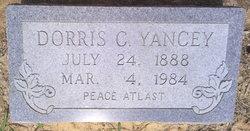 Dorris Clifford D. C. Yancey, Sr