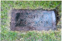 Gladys Florence <i>Bonstrom</i> Callerstrom