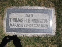 Thomas Henry Binnington