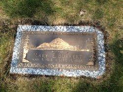 Mary Erna Burkert(Maschka)