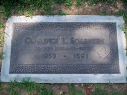 Clarence Lawrence Christian Sorensen