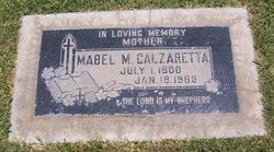 Mabel M. Calzaretta