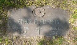 Cyrus H. Clements