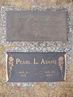 Milton P Adams