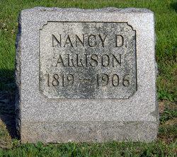 Nancy Dill <i>Russell</i> Allison