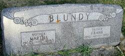 Martha <i>Scherf</i> Blundy