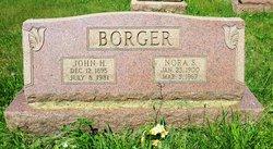John H Borger