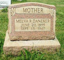 Melva R <i>Patterson</i> Daneker