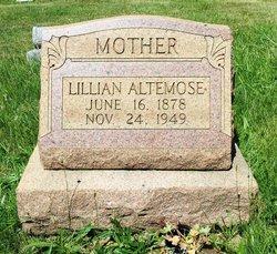 Lillian <i>Sterner</i> Altemose