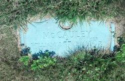 William J McCauley