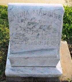 Lavina Maurine Curtis