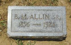Buckner Miller Allin, Sr