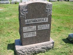 John F Hohnholt