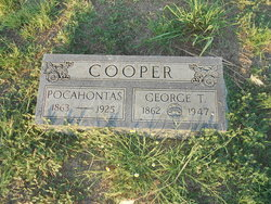Pocahontas Cooper
