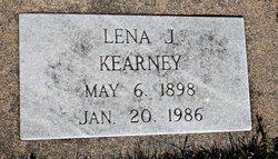 Lena J <i>Letcher</i> Kearney