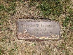 Gregory W Birdsall