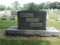 Kathleen <i>Jones</i> Evett
