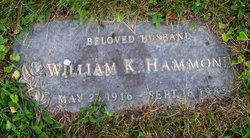 William K Hammond