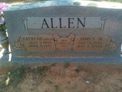 Fayrene <i>Joplin</i> Allen